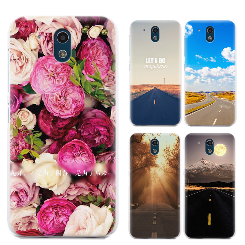 quality design 2d780 7bd83 US $7.98 |Cartoon Printed Case For HTC Desire 326G / Desire 526 526G dual  sim 526G+ Flip Cover Phone Bag on Aliexpress.com | Alibaba Group