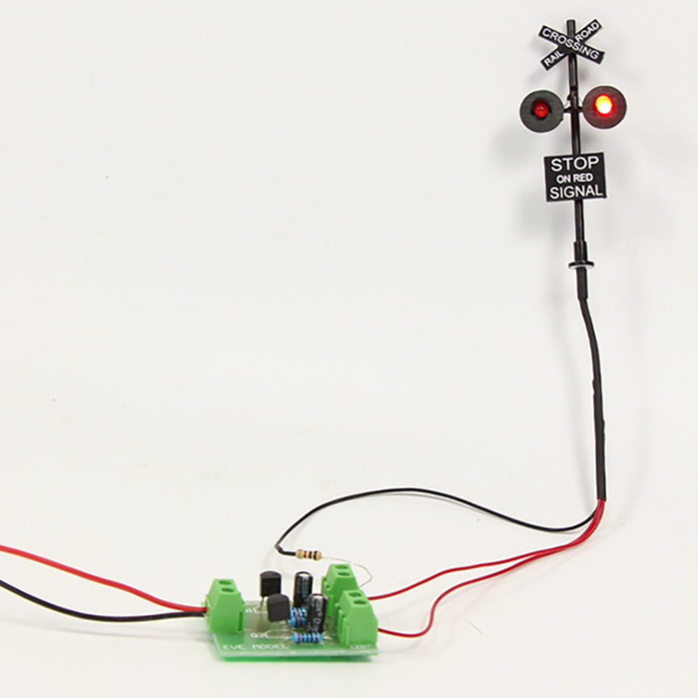 Ho Signals Wiring With Leds - Diagrams Catalogue on