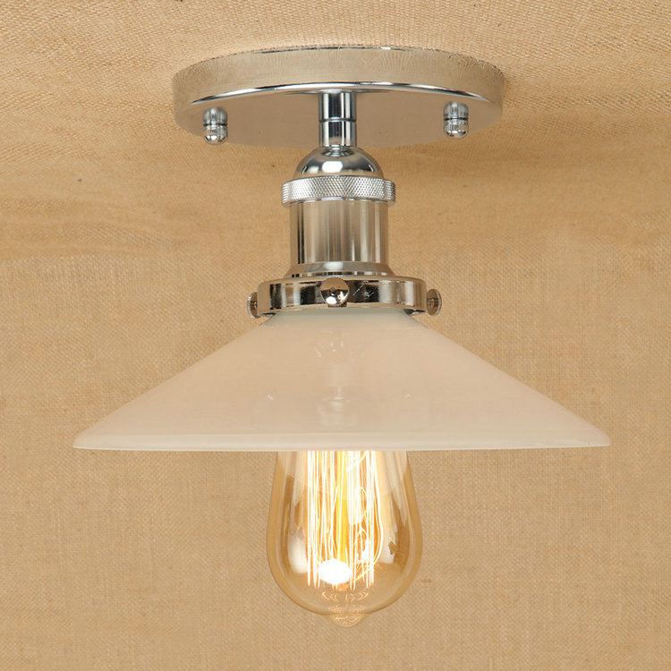 IWHD Glass Ceiling Lamp Bedroom Kitchen Vintage Lamparas De techo Iron LED Ceiling Light Fixtures  Home Lighting Luminaire new 5kg brown sex products real skin feeling full silicone big ass butt with realistic vagina
