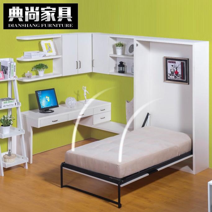 Dianshang Mobel Ideen Unsichtbare Wand Bett Schrank Doppelbett