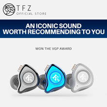 TFZ/KING, Hifi монитор наушники, TFZ Динамический драйвер HiFi аудио Динамическое произношение 2Pin 0,78 мм съемный