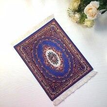 Nworld 280x180 мм коврик для мыши Коврик для мыши тканый коврик для мыши персидский стиль резиновый коврик Декор подарок для компьютера планшетный коврик