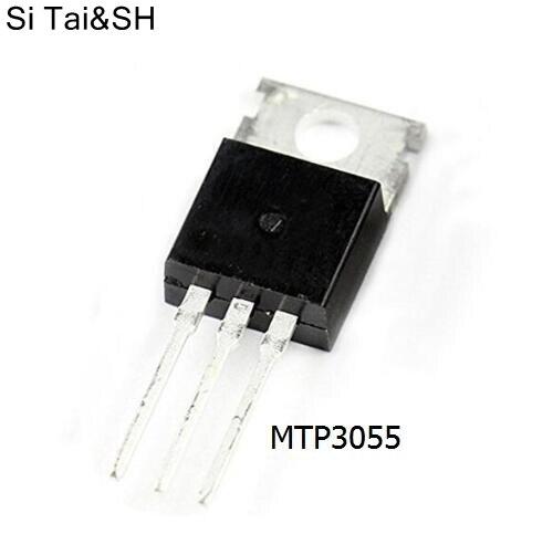 5pcs/lot MTP3055 TO-220 New Original