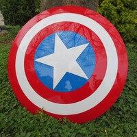 HOT Avengers Civil War Captain America 57CM Shield 1:1 Cosplay Steve Rogers ABS model adult shield replica