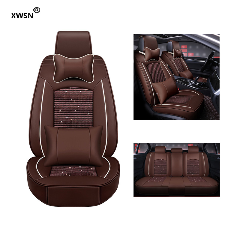 2017 Acura Mdx For Sale: XWSN Special Leather Car Seat Cover For Acura All Models