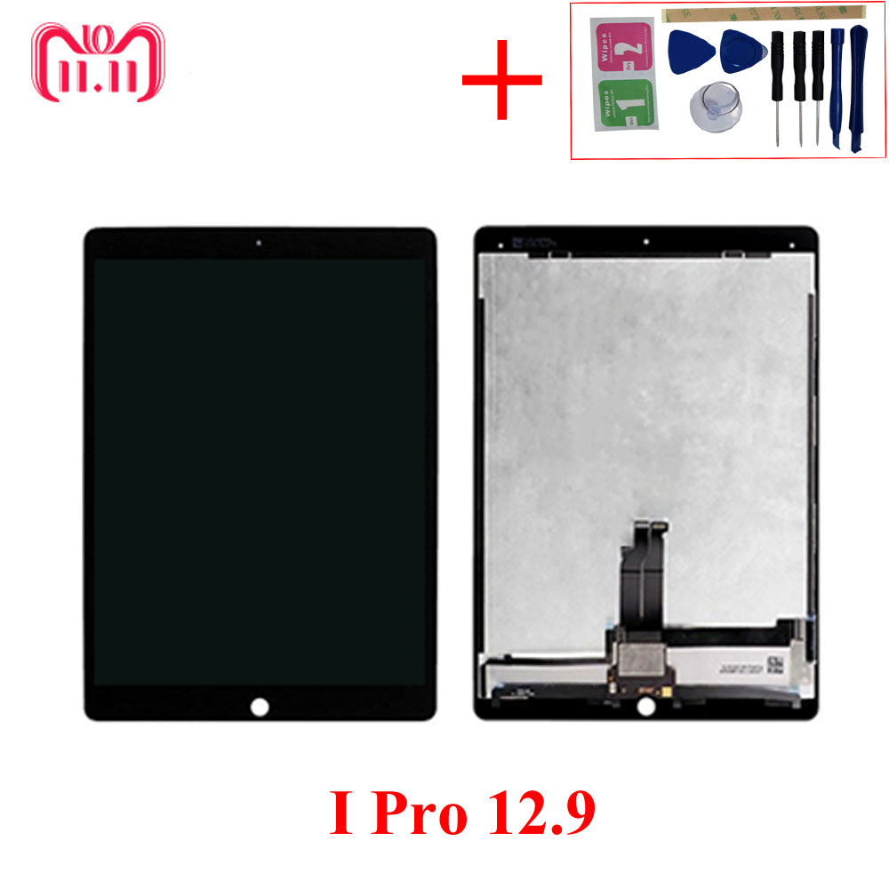Tablet LCD For iPad Pro 12.9 A1652 A1584 A1670 A1671 Display Touch Screen Digitizer Assembly PC For iPad Pro 12.9 Replace Part