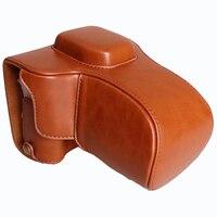 Camera Bag Cases Cover PU Leather Camera Cases for Fujifilm Fuji X T10 XT10 18 55mm 16 50mmII XT20 XT 20 XT30 XT 30 Camera Bags