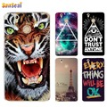 Phone Cases for Oukitel K7000 5.0inch Cover Aztec Tiger Tower Skull Balloon Lips Panda Soft TPU For Oukitel K7000 Case Cover