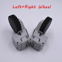 Spare Part Left Right Wheel For Xiaomi Mi Robot Vacuum Cleaner Including Wheel Motors