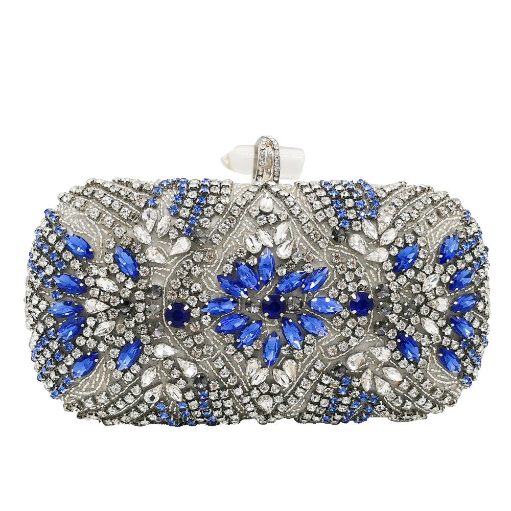 Silver Women Evening Bag (2)
