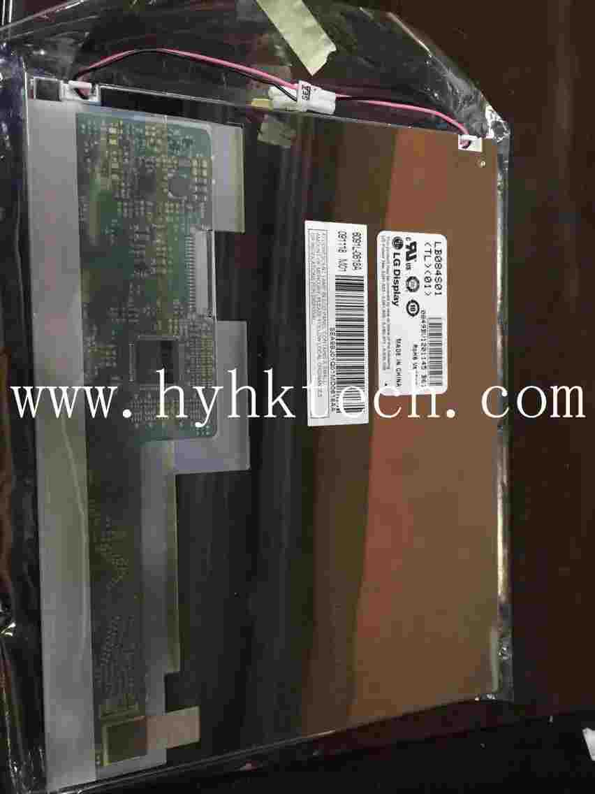 LB084S01-TL01 8.4 INCH Industrial LCD,new&A+ Grade in stock, tested before shipmentLB084S01-TL01 8.4 INCH Industrial LCD,new&A+ Grade in stock, tested before shipment