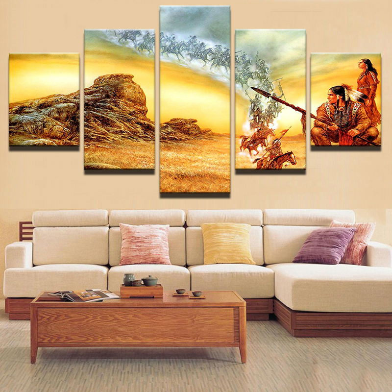 Exelent American Indian Wall Decor Model - Wall Art Collections ...