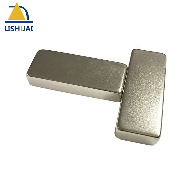 2Pcs Super Strong Neodymium Magnet Block Cuboid Rare Earth Magnets N35 50 x 20 x 10mm 2015 20pcs n42 super strong block square rare earth neodymium magnets 10 x 5 x 1mm magnet wholesale price
