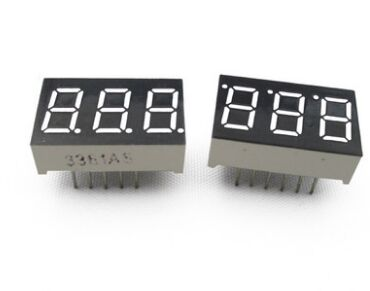 10 PCS LD-3361BS 3 Digit 0.36