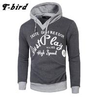 T Bird 2017 Hoodie Men Letter 3d Print Hoodie Men S Sweatshirt Hip Hop Hoodies Pullover