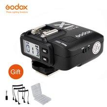 Godox X1R N TTL 2.4G bezprzewodowy wyzwalacz lampy błyskowej dla X1N nadajnik wyzwalacza dla Nikon lustrzanka cyfrowa