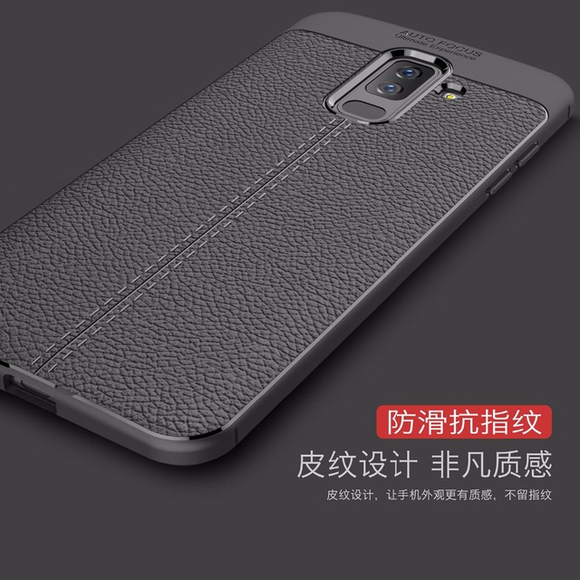 new concept 33ee7 dc99a US $3.43 14% OFF|For Samsung Galaxy J8 Case Samsung J8 2018 Cover  Shockproof Silicone Case For Samsung J8 2018 J 8 J800 SM J800F Case-in  Fitted Cases ...