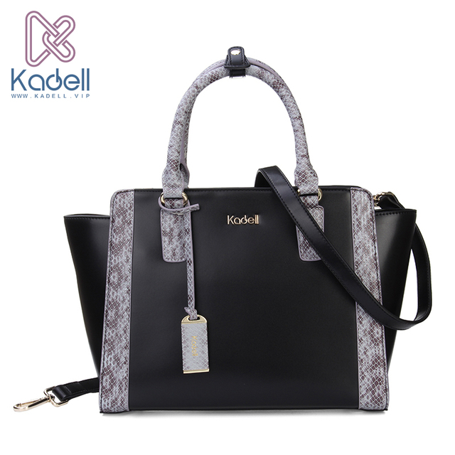 Kadell искусственная кожа Сумка Мода трапеция Для женщин Курьерские сумки Для женщин известных брендов Сумки через плечо для Для женщин розовый