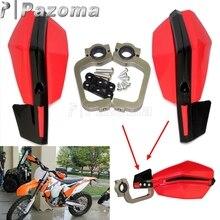 Мотоцикл Handguard 22 мм 28 мм щетка бар Защита для рук универсальный для Honda XR Yamaha Suzuki Ducati KTM Moto MX Enduro