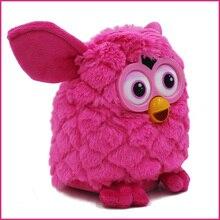 Firbi Boom Electronic Toys Talking Toys Ferbi Interactive Toy Electronic Pet Repeat Stuffed Bird Firby Boom Talking  Toy Bird