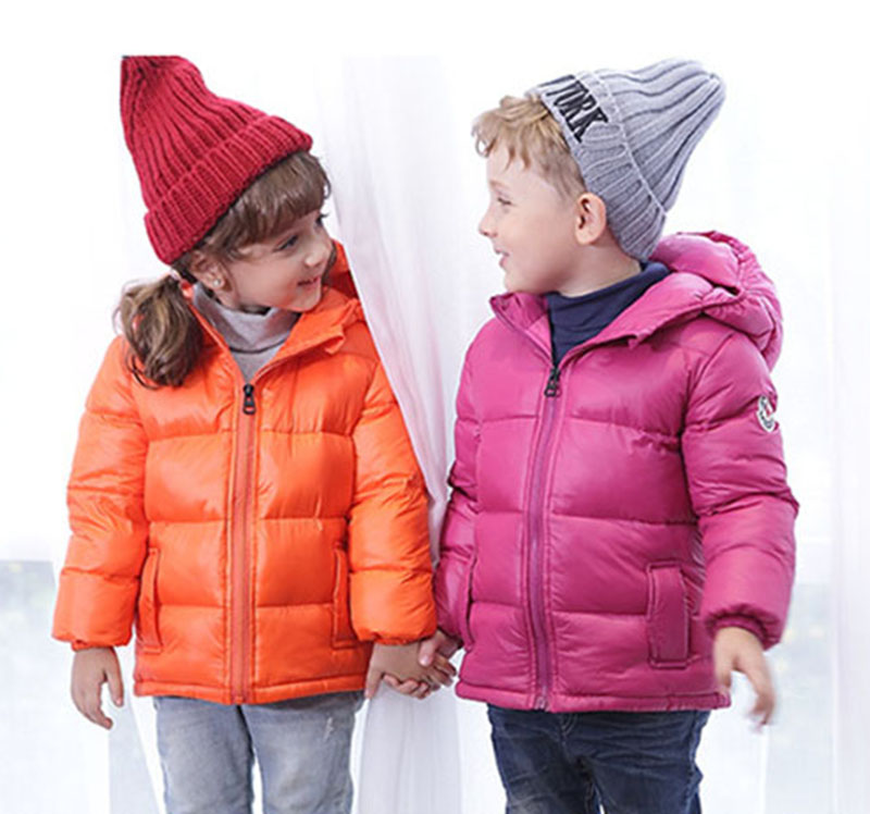 girls winter coats hooded for baby boys down jackets padded casual cotton parkas kids warm   outerwear russian children coats. casual 2016 winter jacket for boys warm jackets coats outerwears thick hooded down cotton jackets for children boy winter parkas