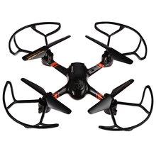 Original Helicopter Mould King 33043 SUPER – F 2.4GHz 4CH 6 Axis Gyro RC Quadcopter 3D Rollover Headless Mode Drone Dron Toys