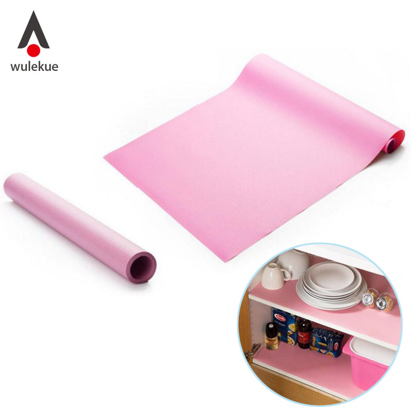 Wulekue Tailorable Chest Cupboard Mat Antibacterial Dampproof Cushion Anti Oil Chest Drawer Pad For Cabinet Ambry Furniture