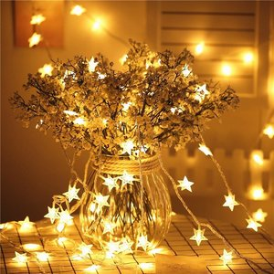 Image 3 - OSIDEN כדור מחרוזת אורות כוכבים USB 5 V 10 M 60LED חג תאורה חיצוני עמיד למים עבור מסיבת חתונת חג המולד גן