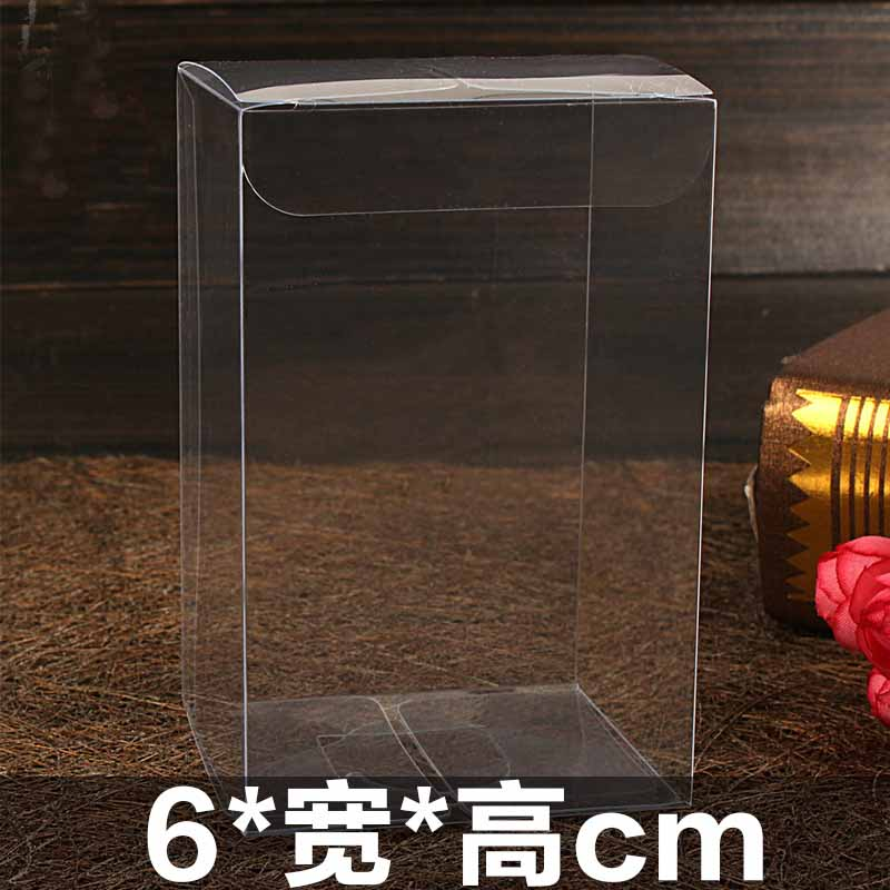 Transparent Rectangle Pvc Packing Box /clear Pvc Box For Wrapping Fruits And Candy Clear Pvc Box Packaging For Various Products