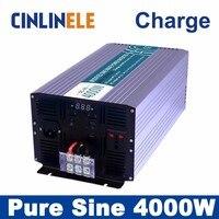 ユニバーサルインバータ充電器4000ワット純粋な正弦波インバーターCLP4000A dc 12ボルト24ボルト48ボルトに交流110ボルト220ボルト4000ワットサージ電力8000ワッ
