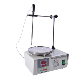 New Arrival 90-2, 1000ML,110V High-temperature Type Constant temperature magnetic heating digital display stirrer