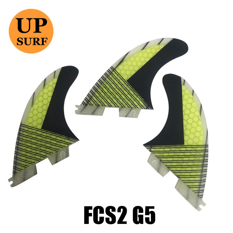 FCS2 G5 Surboard fins tri fins surf 3 fins in Surfing from Sports Entertainment