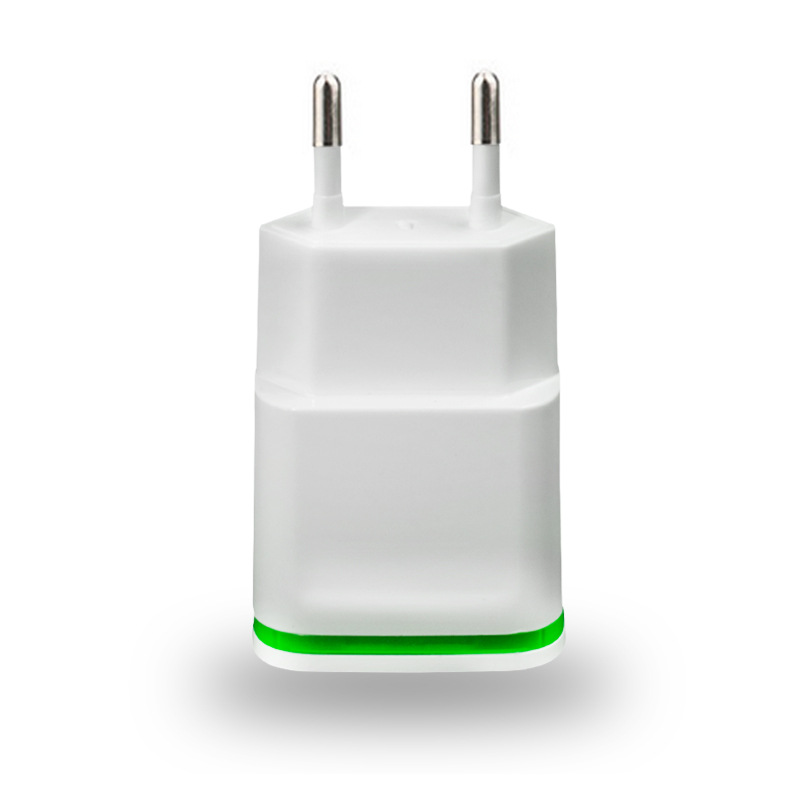 5V 2.1A Travel USB Charger Adapter EU Plug Mobile Phone for Senseit E400 E500 L100 P101 L108 L301 P211 +Free usb type C cable