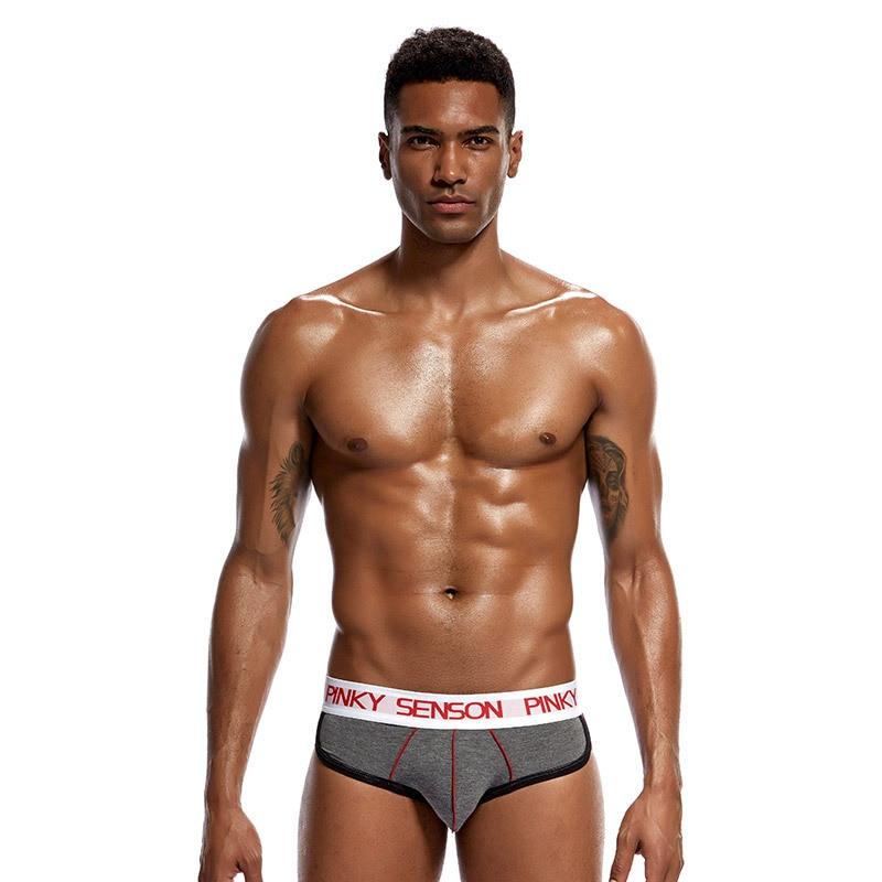 3325809f6b37c New Gay Men Underwear Brand Briefs Cotton Panties Sexy Man Magic Bottom Pad  Hip Lifting Mens Calzoncillos Shorts Pants Sexy BRA-in Briefs from Underwear  ...