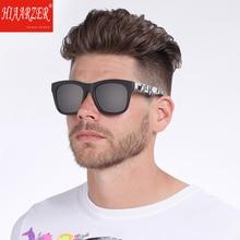 Fashion Polarized Sunglasses Men Coating Mirror Retro UV400 Sun Glasses Brand Women High Quality Eyewear Oculos De Sol With Case стоимость