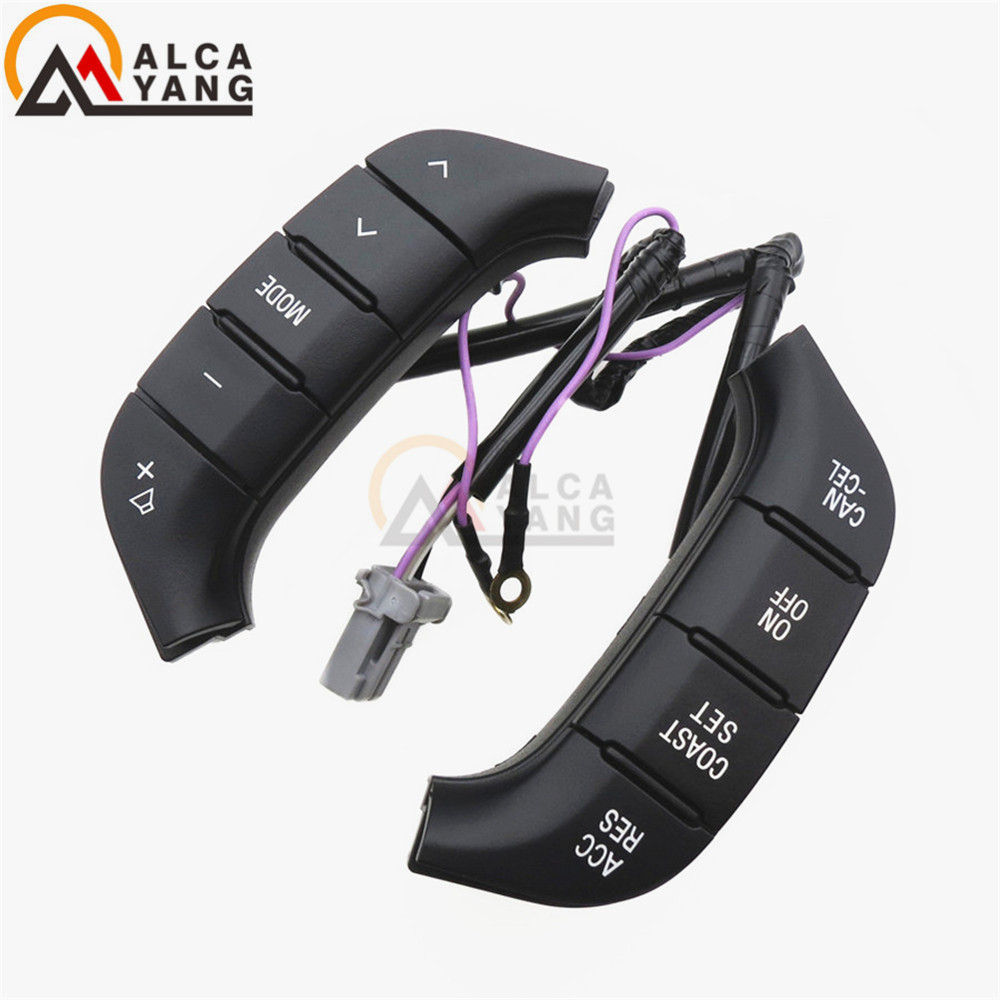 Car Accessories Steering Wheel Switch Audio font b Radio b font Control 84250 PJL for Mitsubishi