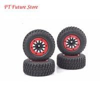 4Pcs/Set Rc Parts 12mm Hex Bead Loc Short Course Ruber Tire Rims For HPI HSP RC 1:10 Model