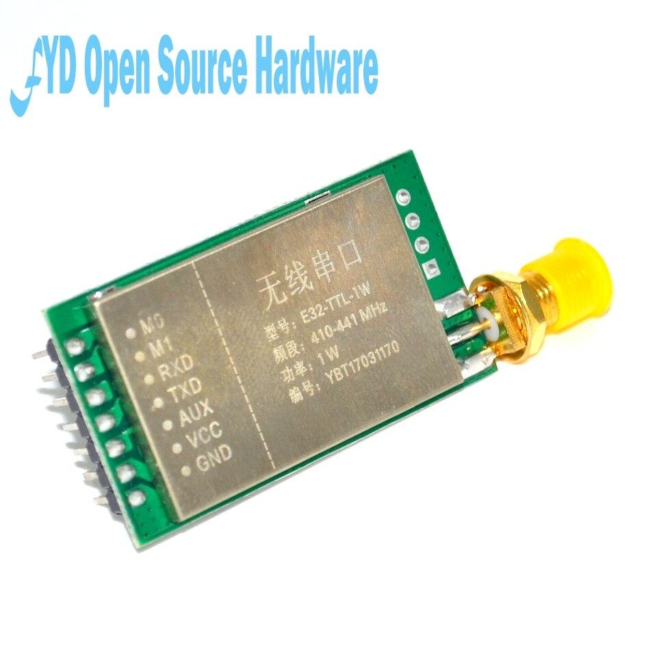 E32-TTL-1W 7500m 1W SX1276 LoRa 433MHz long range 7500m RF