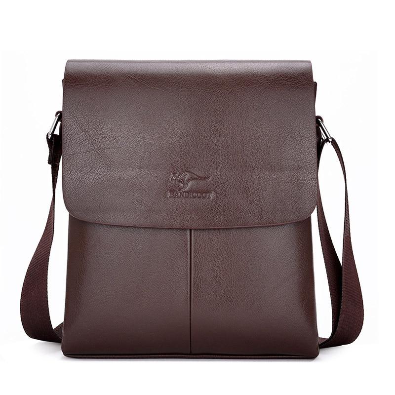 купить Famous Brand High Quality Bag Men Messenger Bags Men's Crossbody Satchel Man Satchels bolsos Men's Travel Shoulder Bags handbags по цене 843.08 рублей