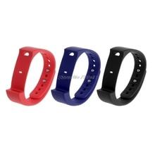 Замена ТПУ ремешок браслет для Iwown i5 плюс спортивный умный Браслет электронные запасы