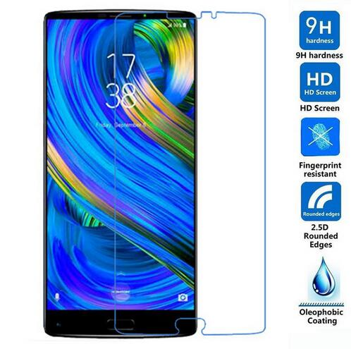 2.5D For HOMTOM S9 Plus Tempered Glass Front Protective Film 9H Explosion-proof LCD Screen Protector For HOMTOM S9 Plus Guard(China)