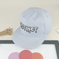 WORSICO 2017 Leisure Hat Light Blue Snapback Cap Women Embroidery Letter Baseball Caps Summer Lady Breathable