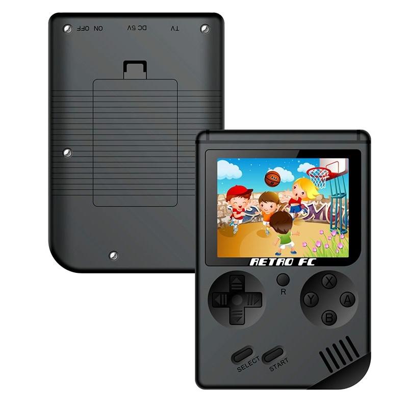 Portable Video Retro Mini Handheld Game Console Player 3.0 Inch 8 Bit Classic TV Portable Handheld Game Player RETRO-FC