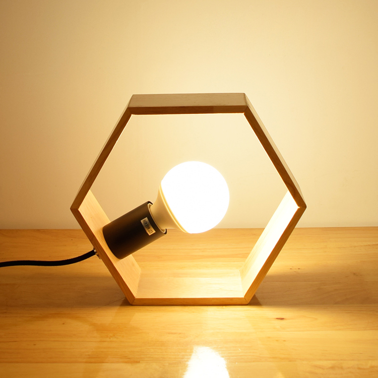 Newest Design Wood Table Lamps Bedroom Desk light Living Room Decorative Wood Table Lighting Folding Table Lamp Study Lamps E27 tuda glass shell table lamps creative fashion simple desk lamp hotel room living room study bedroom bedside lamp indoor lighting