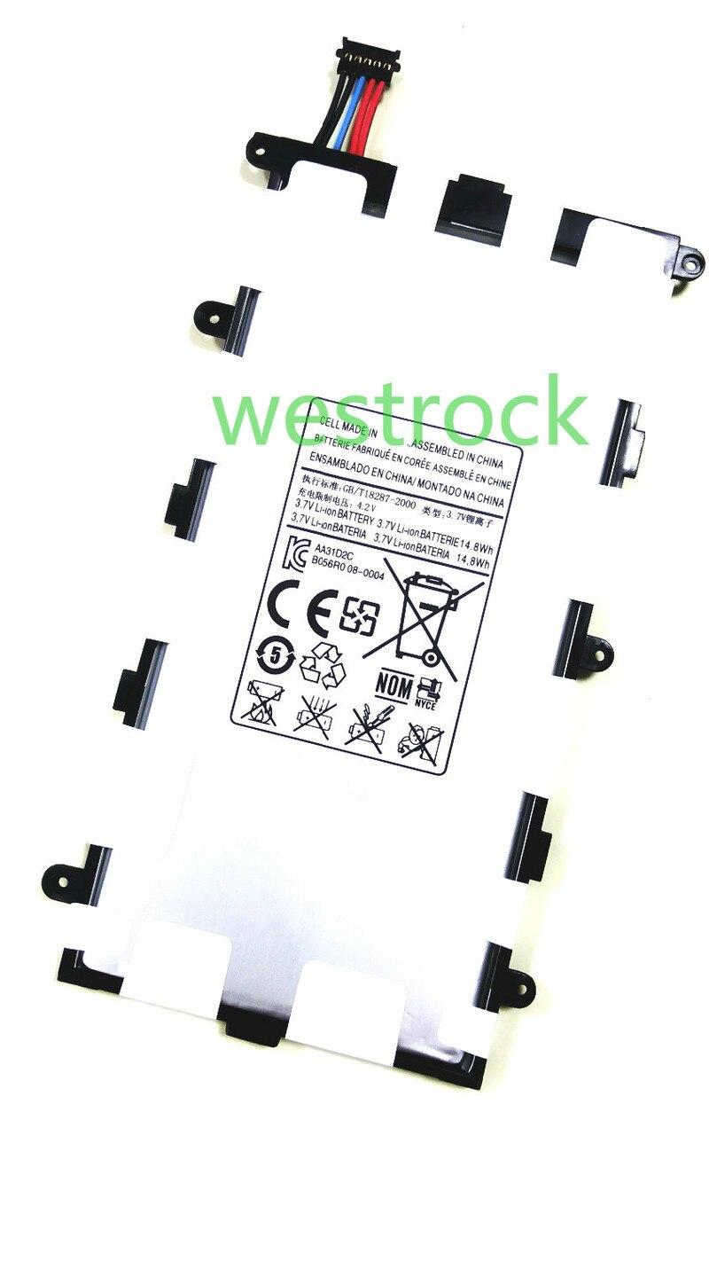 Tablet-zubehör Tablet-akkus & Backup-stromversorgung Westrock 4200 Mah Sp4960c3b Batterie Für Samsung Galaxy Tab 2 7,0 Gt-p3113 P3100 P3110 P6200 P3113 Pc