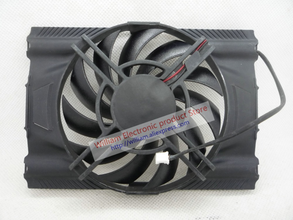 New Original FONSONING For GeForce GTX 650 [N650-1GD5 / OCV1] GTX650 Graphics Card Cooler System Cooling Fan