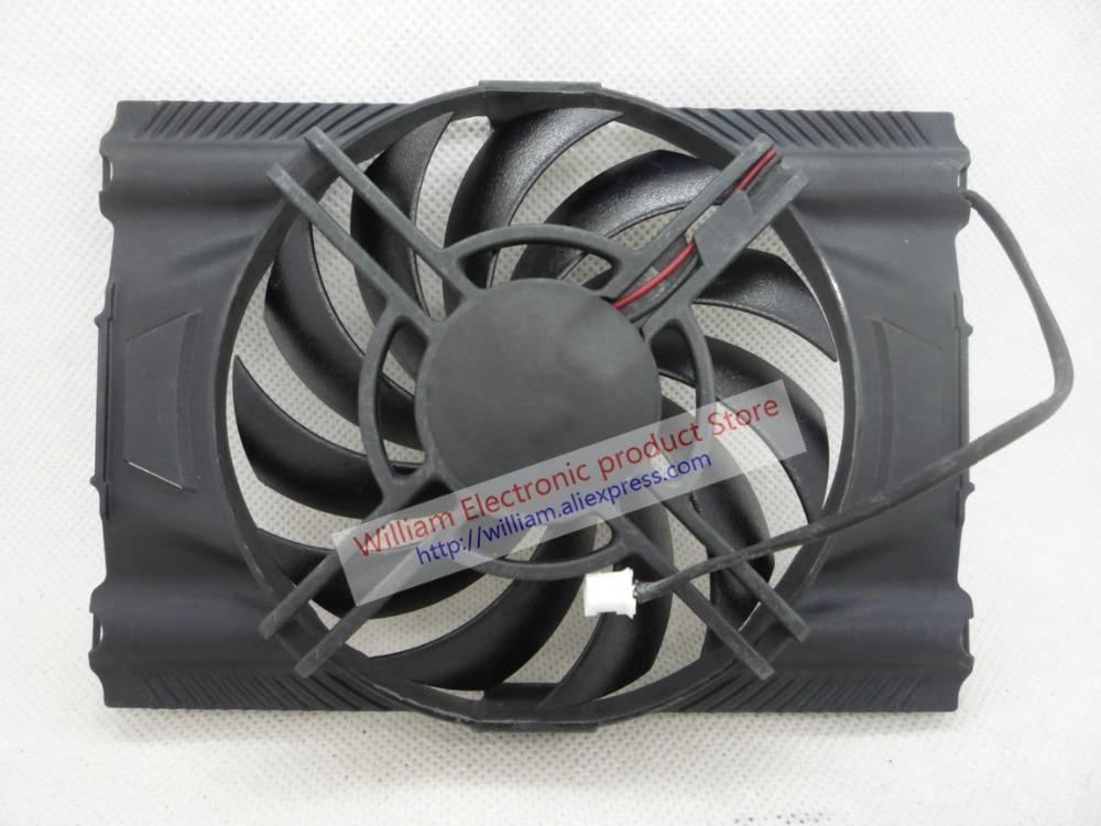 Original MSI for GeForce GTX 650 [N650-1GD5 / OCV1] Graphics card Cooler system cooling fan
