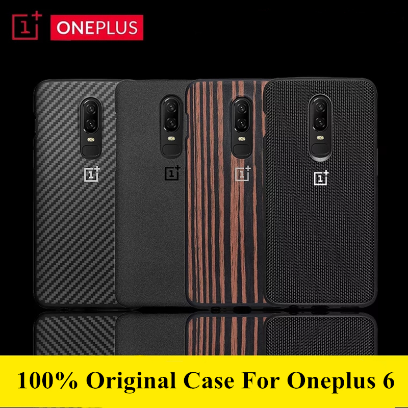 100% official sandstone silicone back cover for Oneplus 6 case oneplus6 phone shell cases and covers original accessories