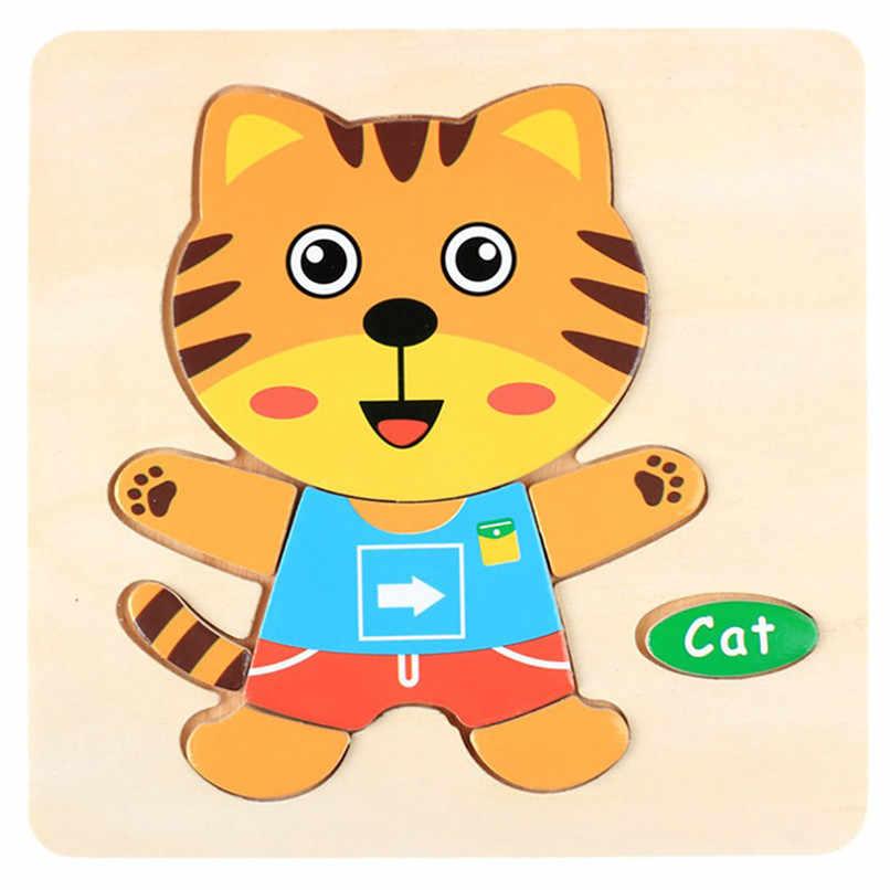 Малыш ранний Развивающие игрушки для детей рука схватить деревянные головоломки игрушка алфавит, цифры обучения Образование дерево Jigsaw награда подарок