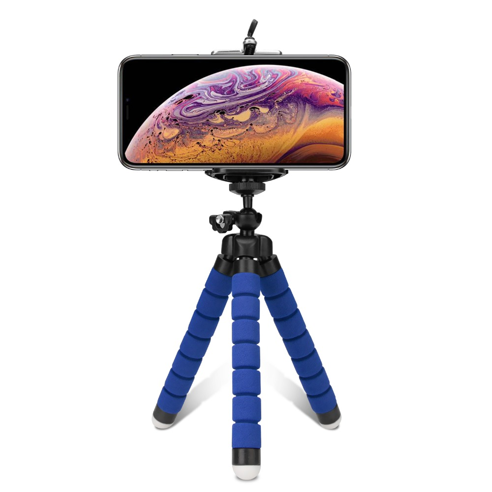 Tripod for phone tripod monopod selfie remote stick for smartphone iphone tripode for mobile phone holder bluetooth tripods (24)